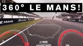 Смотреть онлайн Гонка на Ниссан GTR по трассе с камерой 360 градусов