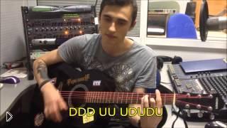 Смотреть онлайн Песня Lazlo Bane - I'm No Superman на гитаре