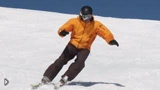 Смотреть онлайн Особенности карвинга на горных лыжах