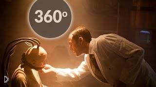 Смотреть онлайн Интерактивная страшилка с обзором в 360 градусов