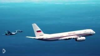 Смотреть онлайн Документальный фильм про самолет В.В. Путина