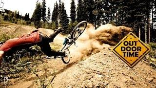 Учимся правильно тормозить на велосипеде - Видео онлайн