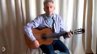 Смотреть онлайн Урок игры на гитаре: Машина Времени - Марионетки