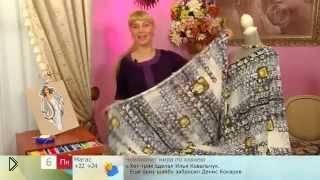 Смотреть онлайн Как сшить комплект из майки и кардигана