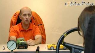 Смотреть онлайн Можно ли тормозить на поворотах во время вождения авто