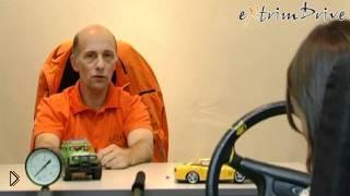 Можно ли тормозить на поворотах во время вождения авто - Видео онлайн