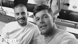 Смотреть онлайн Клип: Ricky Martin ft. Maluma - Vente Pa' Ca