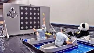Смотреть онлайн Игра в морской бой по-настоящему