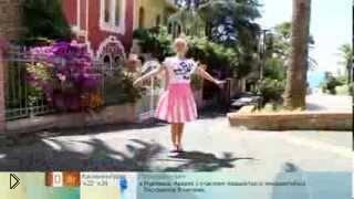Смотреть онлайн Оригинальная юбка в складку, шьем своими руками