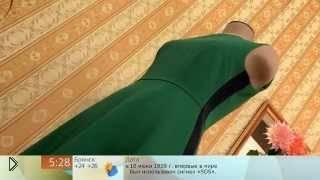 Смотреть онлайн Увеличиваем размер платья своими руками