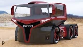 Смотреть онлайн Грузовые автомобили будущего