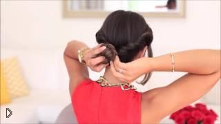 Смотреть онлайн Прически для волос средней длины