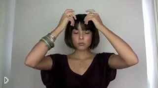 Смотреть онлайн ТОП 10 крутых причесок для коротких волос