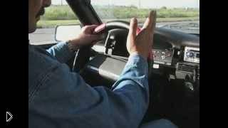 Смотреть онлайн Как правильно управлять рулем автомобиля