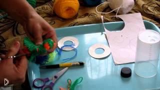 Смотреть онлайн Как сделать простую мягкую игрушку для ребенка