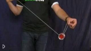Смотреть онлайн Как делать Zipper, трюк с йо-йо