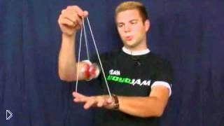 Смотреть онлайн Обучение трюку Качели с йо-йо