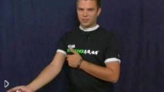 Смотреть онлайн Как научится боковому броску в йо-йо