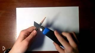 Смотреть онлайн Как нужно точить карандаш для рисования