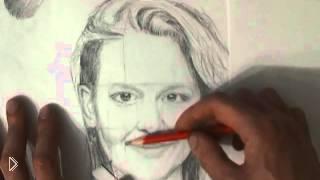 Смотреть онлайн Как рассчитать пропорции лица в портрете