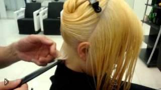 женская модельная стрижка