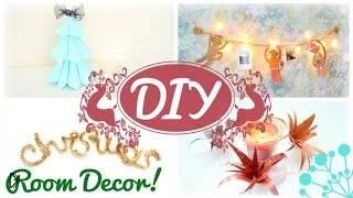 Смотреть онлайн Как украсить комнату на Новый год