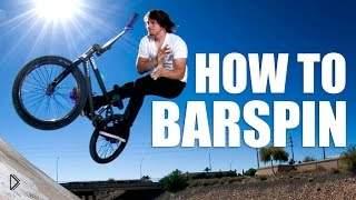 Смотреть онлайн Руководство о том, как делать банни хоп барспин