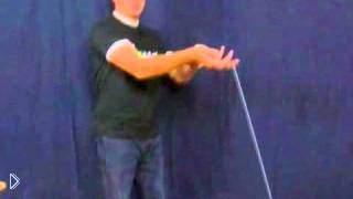 Смотреть онлайн Слип: базовый трюк с игрушкой йо-йо