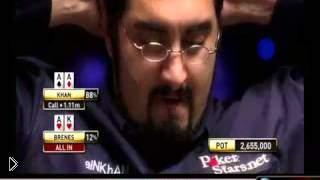 Смотреть онлайн Подборка: Самый бешеный игрок в покер