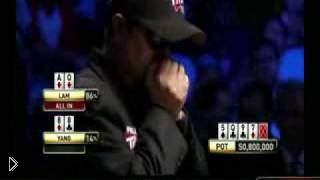 Раздача: Ставка в покер на 50 миллионов долларов - Видео онлайн