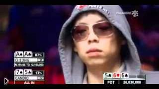 Смотреть онлайн Чувак выиграл 26 миллионов долларов в покер
