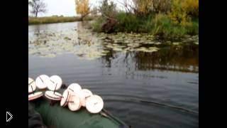 Смотреть онлайн Как ловить рыбу на кружки