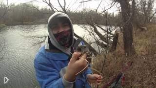 Смотреть онлайн Осенняя рыбалка как подготовка к зиме