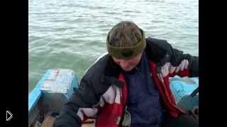 Смотреть онлайн Рыбалка на бычка, Азовском море