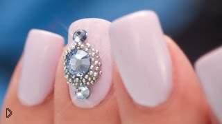 Смотреть онлайн Много идей для создания дизайна для ногтей