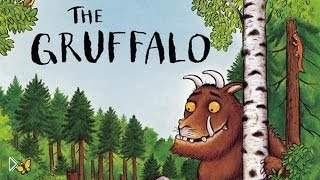 Смотреть онлайн Мультфильм: Груффало и дочурка Груффало