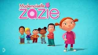 Смотреть онлайн Мультфильм: Мадемуазель Зази