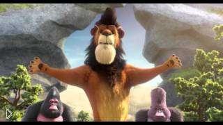 Смотреть онлайн Мультфильм: Упс… Ной уплыл!