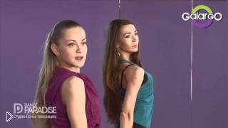 Смотреть онлайн Шестой урок по танцам гоу гоу для начинающих