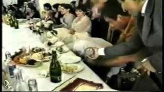 Смотреть онлайн Кавказская свадьба по традиции проходит так
