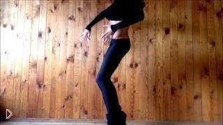 Смотреть онлайн Движения гоу гоу танца под музыку без слов