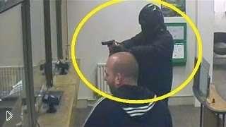 Смотреть онлайн Фейлы с грабителями, которые были во время ограбления
