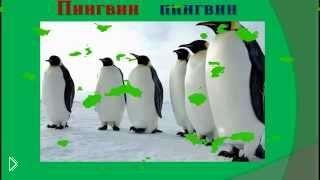 Смотреть онлайн Изучаем татарские слова: Птицы