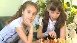 Смотреть онлайн Дети поют песню с татарскими словами