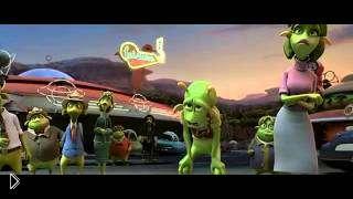 Смотреть онлайн Мультфильм: Планета 51, 2009 год