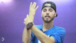 Смотреть онлайн Первый урок по хип-хоп танцам для новичков