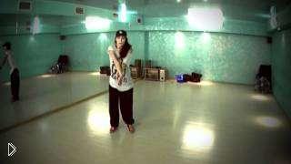 Смотреть онлайн Хип Хоп урок танца для подростков на русском языке