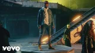 Смотреть онлайн Клип: Chris Brown ft. Gucci Mane, Usher - Party