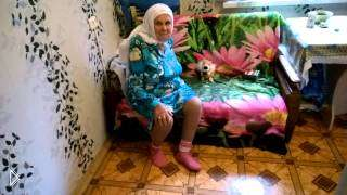 Смотреть онлайн Прикол про татарскую бабушку и игрушку