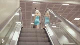 Смотреть онлайн Подборка приколов про эскалаторы